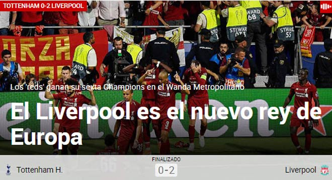 Liverpool vô địch Cúp C1: Vua châu Âu chê không dự giải thế giới - 6