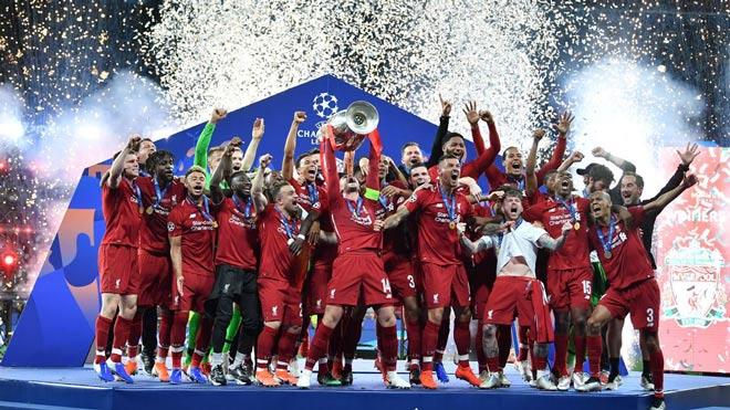 """Liverpool lần thứ 6 lên đỉnh châu Âu: Cảm xúc vỡ òa, ngả mũ nhà """"vua"""" - 10"""