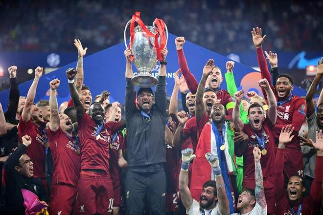 Liverpool Vo địch Cup C1 Ba đạo Bong đa Anh ở Chau Au Bằng Số Cup Với Mu