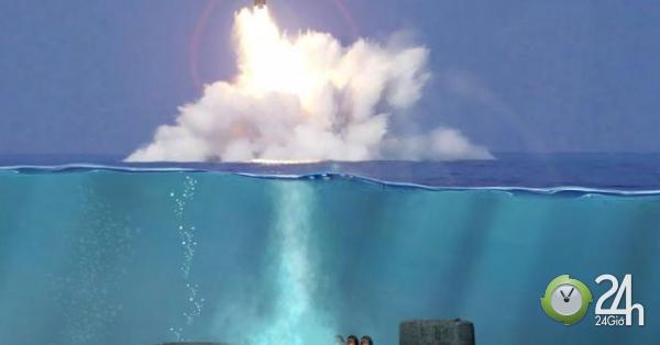 Trung Quốc thử tên lửa đạn đạo tối tân từ tàu ngầm dằn mặt Mỹ?