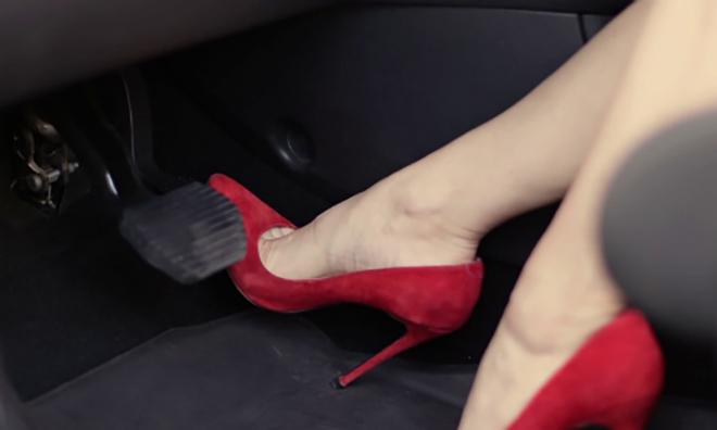 4 lưu ý dành cho chị em phụ nữ khi lái xe - 1