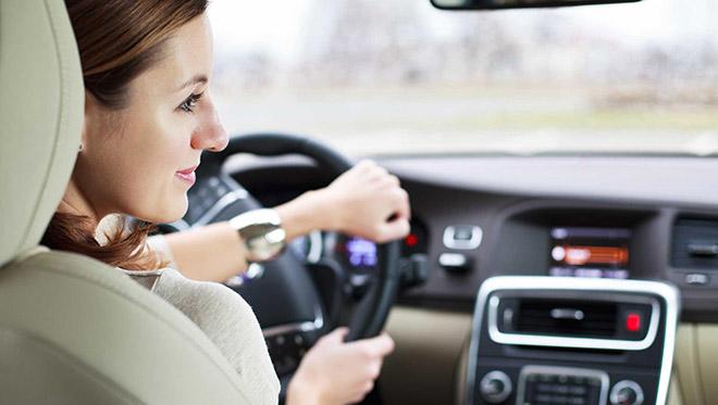 4 lưu ý dành cho chị em phụ nữ khi lái xe - 2