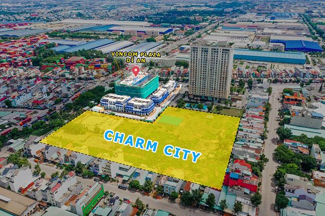 Chuẩn bị khai trương TTTM Vincom Plaza đầu tiên, giá bất động sản Dĩ An tăng mạnh - 3