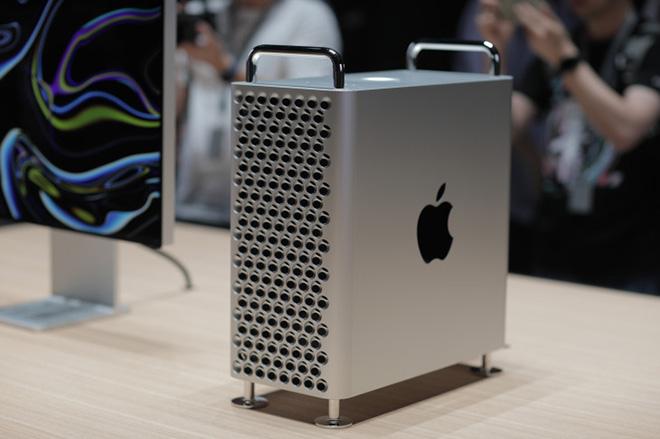Chờ mỏi mòn, cuối cùng Mac Pro mới cũng trình làng với giá cao ngất ngưởng - 1