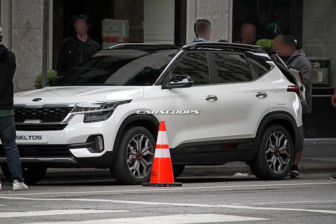 Kia Seltos - mẫu SUV cỡ nhỏ sắp chào sân vào tháng 6, cạnh tranh các đối thủ cùng phân khúc - 8
