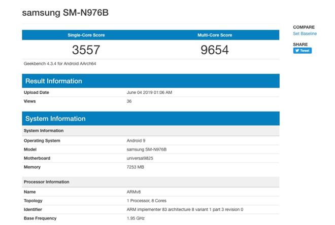 """Galaxy Note 10 có RAM """"khủng"""" thế này bảo sao iFan ghen tỵ - 2"""