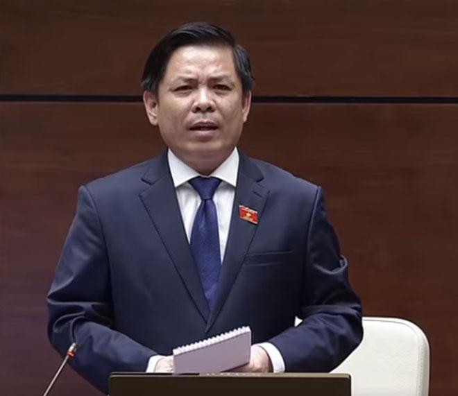 Đại biểu hỏi đường sắt Cát Linh - Hà Đông bao giờ khai thác, Bộ trưởng Nguyễn Văn Thể nói gì? - 1