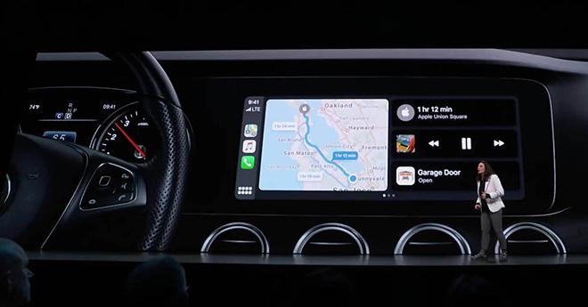 Ứng dụng cho xe hơi Apple Carplay có nhiều thay đổi mới tiện lợi hơn cho người dùng - 1