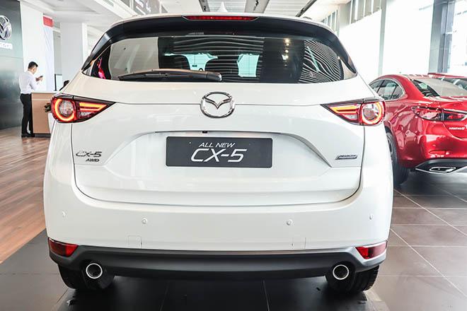 Bảng giá xe Mazda CX5 lăn bánh giảm đến 50 triệu đồng - Cuộc chiến khốc liệt trong phân khúc SUV - 6
