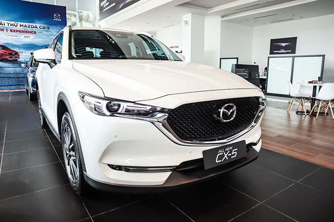 Bảng giá xe Mazda CX5 lăn bánh giảm đến 50 triệu đồng - Cuộc chiến khốc liệt trong phân khúc SUV - 2
