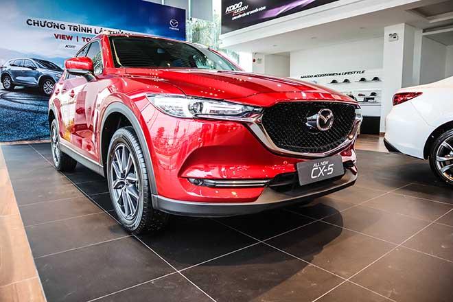 Bảng giá xe Mazda CX5 lăn bánh giảm đến 50 triệu đồng - Cuộc chiến khốc liệt trong phân khúc SUV - 3