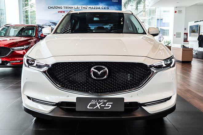 Bảng giá xe Mazda CX5 lăn bánh giảm đến 50 triệu đồng - Cuộc chiến khốc liệt trong phân khúc SUV - 1