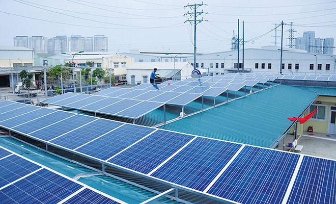 Điện mặt trời áp mái – Hệ thống năng lượng tương lai - 2