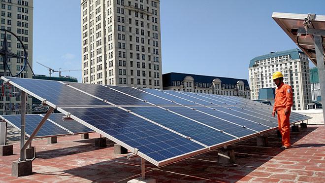 Điện mặt trời áp mái – Hệ thống năng lượng tương lai - 1