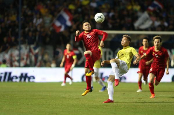 Trực tiếp King's Cup, ĐT Việt Nam - Thái Lan: Vỡ òa phút bù giờ (KT) - 10
