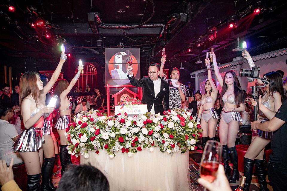 Tiệc sinh nhật có Hà Hồ, Mr. Đàm đến dự gây sốc với hóa đơn 1,3 tỷ - 7