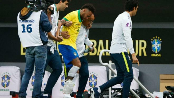 Video, kết quả bóng đá Brazil - Qatar: Neymar gặp họa, kết liễu chớp nhoáng - 1