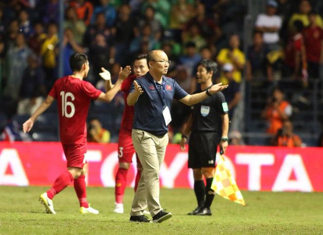 ĐT Việt Nam hạ Thái Lan: Thêm bao nhiêu điểm BXH FIFA, thăng tiến ra sao - 1