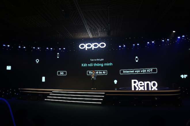 TRỰC TIẾP: Siêu phẩm Oppo Reno chính thức trình làng, giá từ 12,99 triệu đồng - 31