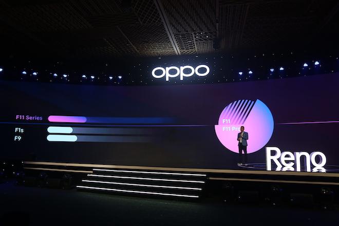 TRỰC TIẾP: Siêu phẩm Oppo Reno chính thức trình làng, giá từ 12,99 triệu đồng - 23