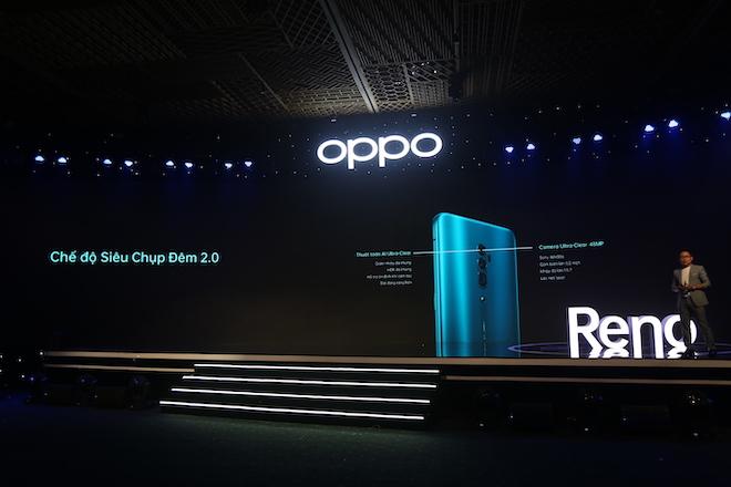 TRỰC TIẾP: Siêu phẩm Oppo Reno chính thức trình làng, giá từ 12,99 triệu đồng - 9
