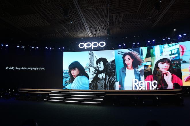 TRỰC TIẾP: Siêu phẩm Oppo Reno chính thức trình làng, giá từ 12,99 triệu đồng - 10