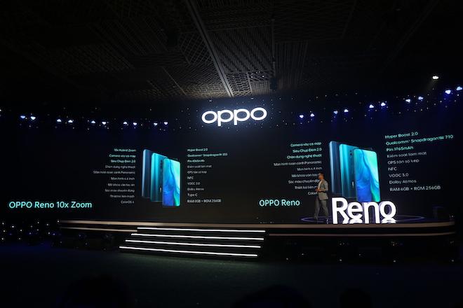 TRỰC TIẾP: Siêu phẩm Oppo Reno chính thức trình làng, giá từ 12,99 triệu đồng - 5