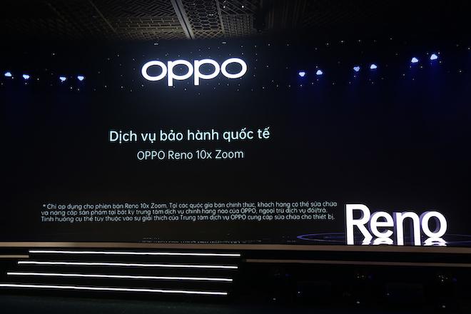 TRỰC TIẾP: Siêu phẩm Oppo Reno chính thức trình làng, giá từ 12,99 triệu đồng - 4