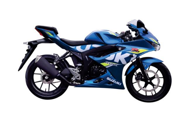 Bảng giá xe máy Suzuki tháng 6/2019: Ra tân binh, khuyến mãi hấp dẫn - 3