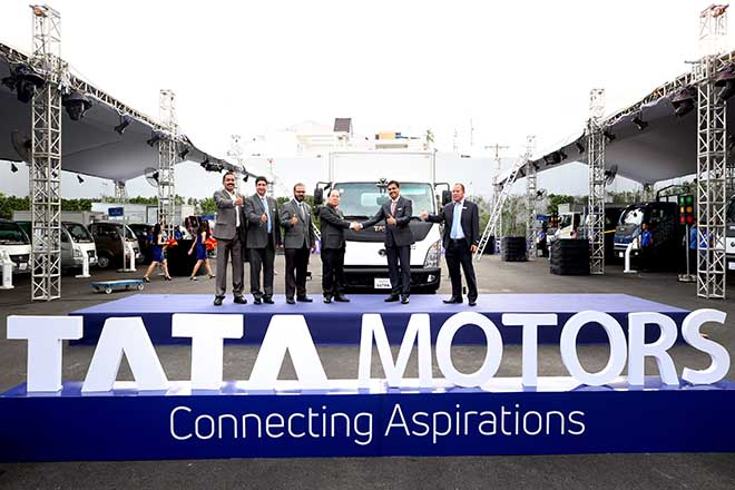 TATA Motors ra mắt dòng xe tải tiện ích, giá thành hợp lý và phù hợp với thị trường Việt Nam - 1