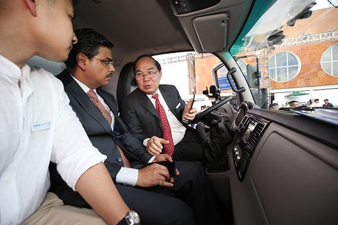 TATA Motors ra mắt dòng xe tải tiện ích, giá thành hợp lý và phù hợp với thị trường Việt Nam - 8