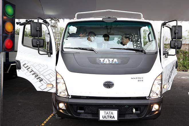 TATA Motors ra mắt dòng xe tải tiện ích, giá thành hợp lý và phù hợp với thị trường Việt Nam - 7