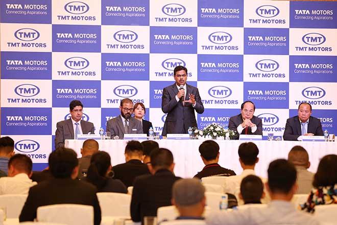 TATA Motors ra mắt dòng xe tải tiện ích, giá thành hợp lý và phù hợp với thị trường Việt Nam - 4