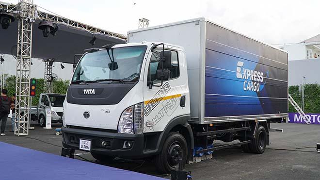 TATA Motors ra mắt dòng xe tải tiện ích, giá thành hợp lý và phù hợp với thị trường Việt Nam - 3