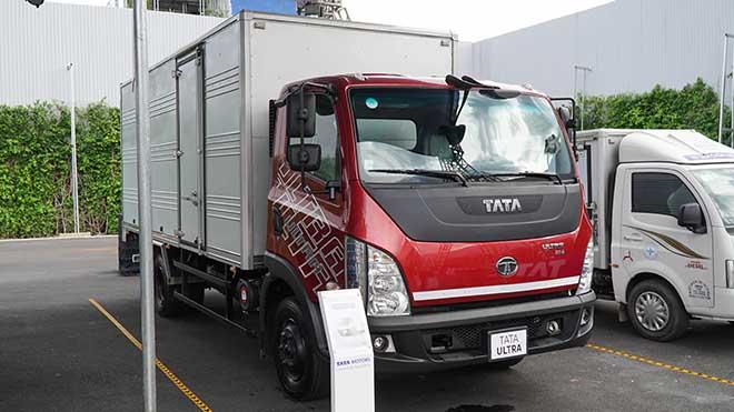 TATA Motors ra mắt dòng xe tải tiện ích, giá thành hợp lý và phù hợp với thị trường Việt Nam - 11