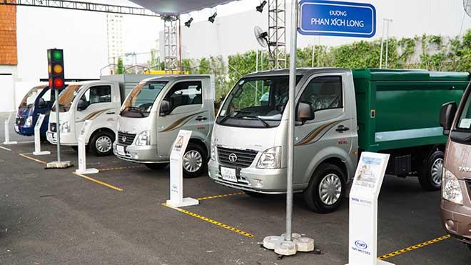 TATA Motors ra mắt dòng xe tải tiện ích, giá thành hợp lý và phù hợp với thị trường Việt Nam - 2