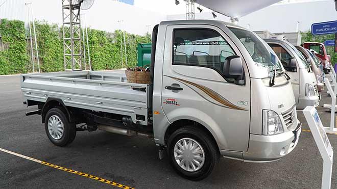 TATA Motors ra mắt dòng xe tải tiện ích, giá thành hợp lý và phù hợp với thị trường Việt Nam - 9