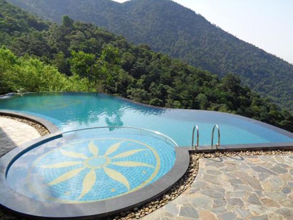 Top 5 bể bơi cực đẹp và đẳng cấp tại miền Bắc - 2