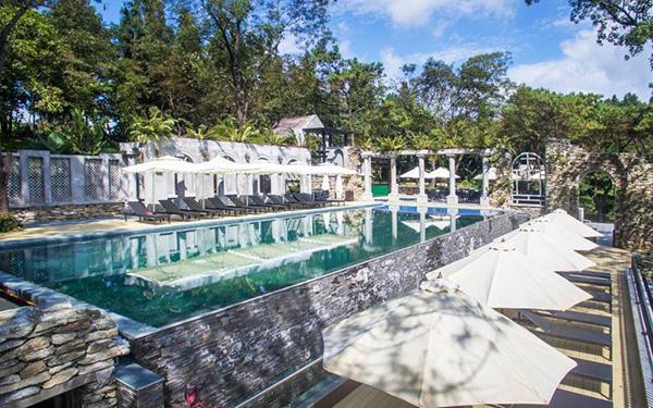 Top 5 bể bơi cực đẹp và đẳng cấp tại miền Bắc - 3