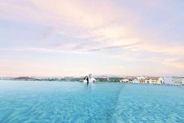 Top 5 bể bơi cực đẹp và đẳng cấp tại miền Bắc - 6