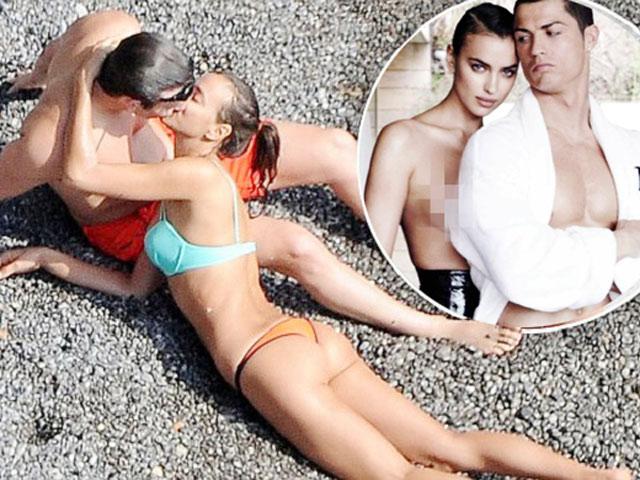 """Irina Shayk 2 lần """"đứt gánh giữa đường"""" vì bị CR7 lẫn triệu phú """"cắm sừng""""?"""