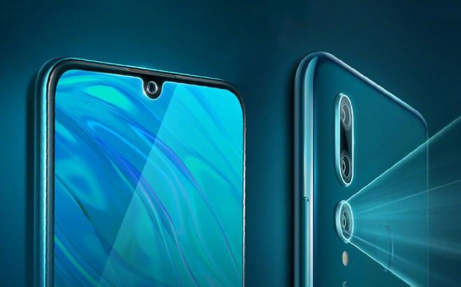"""Huawei vẫn """"liều mình"""" ra mắt smartphone tầm trung Maimang 8 - 1"""