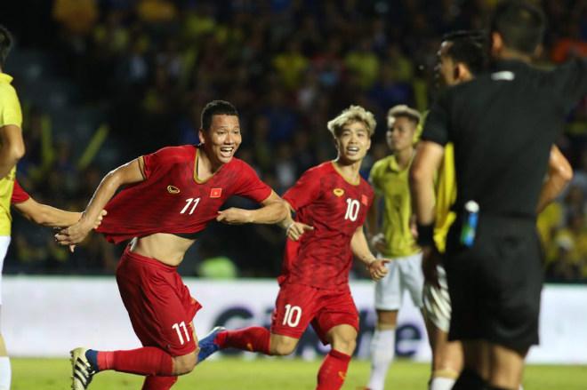 """ĐT Việt Nam - Curacao, King's Cup 2019: Tự tin tạo """"địa chấn"""" giật cúp vàng - 1"""
