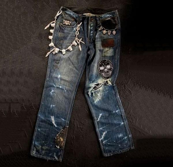 Những chiếc quần jean mà người có thu nhập trung bình đừng mơ đến việc mua để mặc - 4