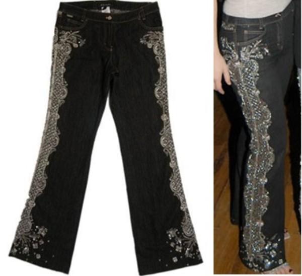 Những chiếc quần jean mà người có thu nhập trung bình đừng mơ đến việc mua để mặc - 7