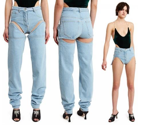 Những chiếc quần jean mà người có thu nhập trung bình đừng mơ đến việc mua để mặc - 8