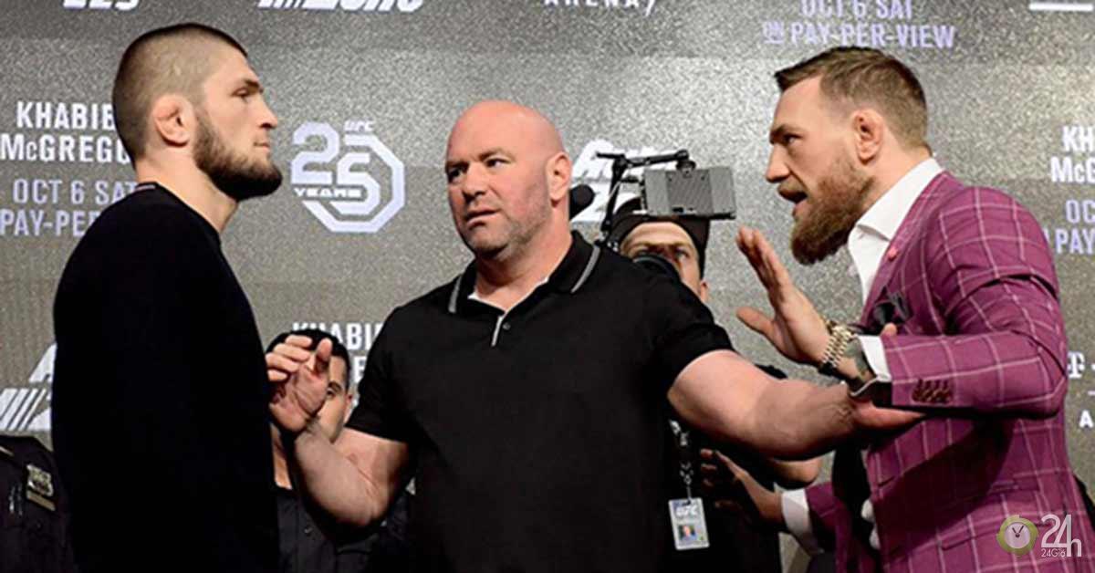 Tin thể thao HOT 8/6: UFC lên kế hoạch tổ chức tái đấu McGregor – Khabib