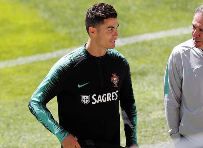 Bồ Đào Nha đấu Hà Lan: Ronaldo có thắng nổi Van Dijk 65 trận chưa bị vượt qua? - 2
