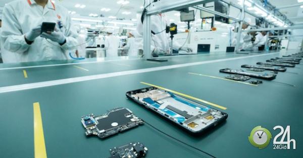 VinGroup khởi công nhà máy smartphone lớn tại Hà Nội, sẽ sản xuất 125 triệu máy/năm