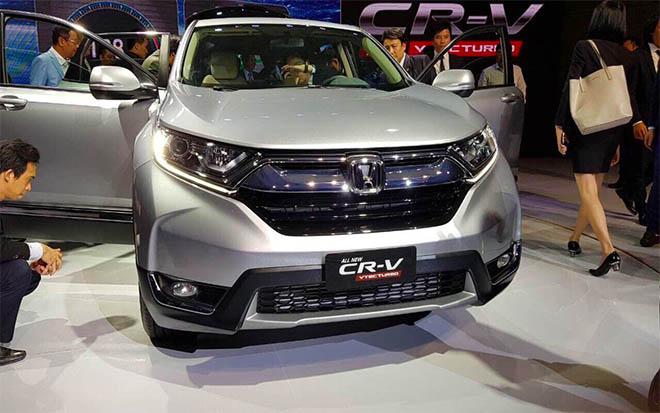 Bảng giá xe Honda CRV 2019 lăn bánh - Cuộc chiến phân khúc SUV chưa bao giờ kịch tính như vậy! - 5